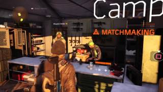 The Division Beta: E-Dubble: Changed my mind