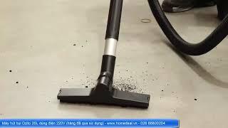 Máy hút bụi khô và ướt Ozito 20L - www.homedeal.vn - 0909083942 - 028 66800204