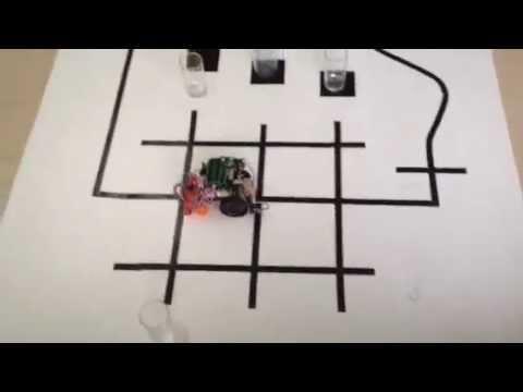หุ่นยนต์ประถม สพฐ 56