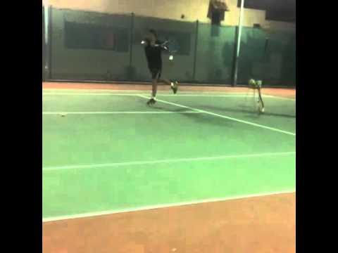 #tennis essam kamel 6