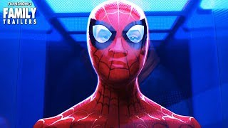 New SPIDER-MAN: INTO THE SPIDER-VERSE trailer is amazing