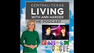 #1 THE DAUNTLESS CHRONICLES Interview on Central Texas Living about Gods & Goddesses, Themes, etc.