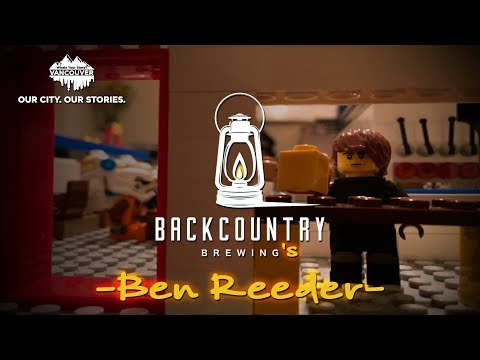 HOW to OPEN a CRAFT BEER BREWERY | BACKCOUNTRY BREWING Co Founder - BEN REEDER