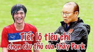 HLV Park Hang Seo gọi đội tuyển Việt Nam NTN & Tuấn Anh là điểm nhấn