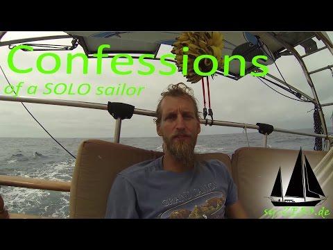 Confessions of a SOLO sailor (sailing syZERO)