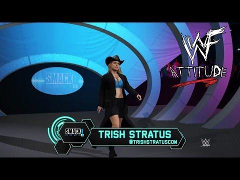 WWE 2K17 - WWF Attitude Era | Custom Music & Attires | PART 2