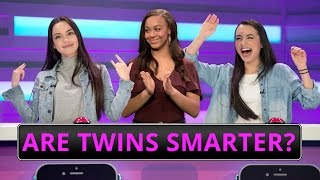 Veronica Merrell vs  Vanessa Merrell vs  Nia Sioux | Tap That Awesome App