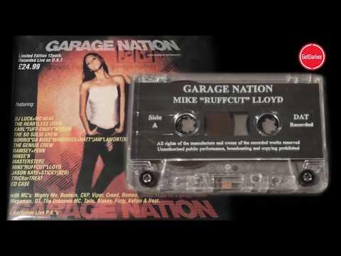 "Mike ""Ruff Cut"" Lloyd - Garage Nation - Halloween Affair - October 2001"