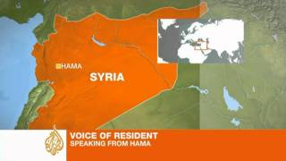 Violent Syrian Crackdown Continues
