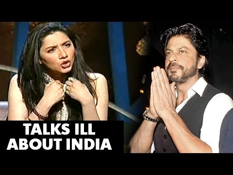 Raees Starrer Pakistani Actress Mahira Khan's UGLY Views About India & Bollywood | Leaked Interview