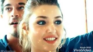 Tujhe chand ke bahane dekhu😉hayat and murat new song