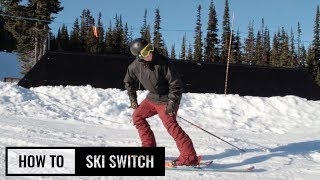 How To Ski Switch