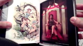 Unboxing Rise of the Tomb Raider 20th Anniversary + Artbook Español