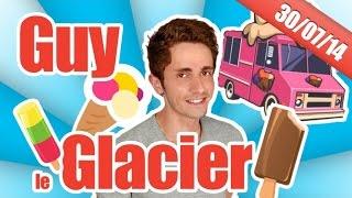 Guillaume Pley se fait passer Guy le Glacier des tout petits
