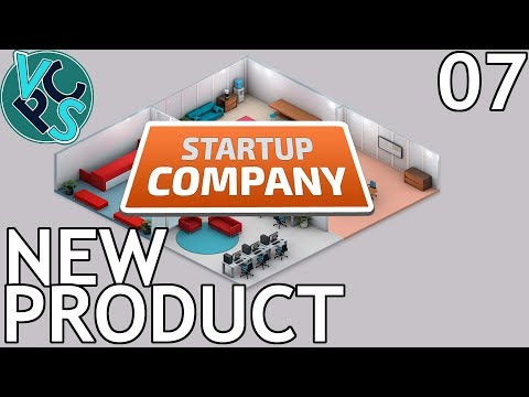Startup Company EP07 - New Product - Beta 13.5 Software Developer Tycoon Gameplay