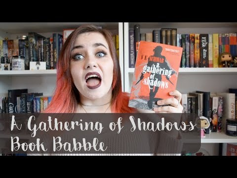 A Gathering of Shadows Book Babble