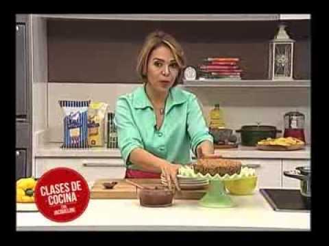 Clases de cocina con jacqueline henriquez youtube - Cocina con clase ...