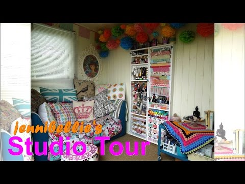 Updated Outdoor Studio Tour
