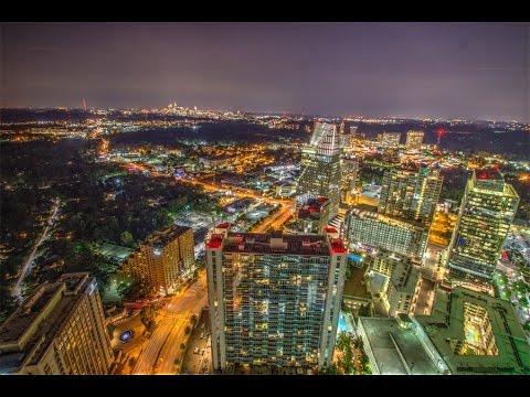 Premier Plan Boasting Panoramic Views in Atlanta, Georgia