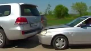 Посмотрите как разбивают машины на чеченском свадьбе