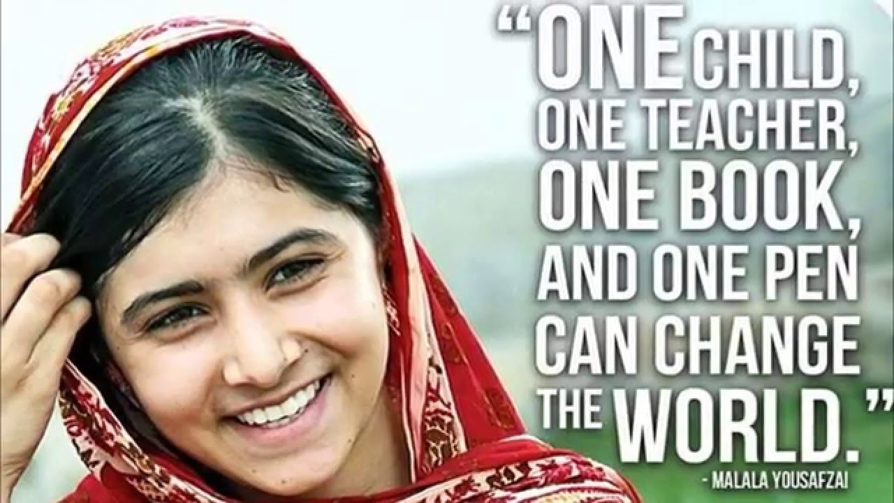 the journey of malala yousafzai