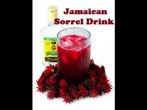 Image Gallery sorrel drink