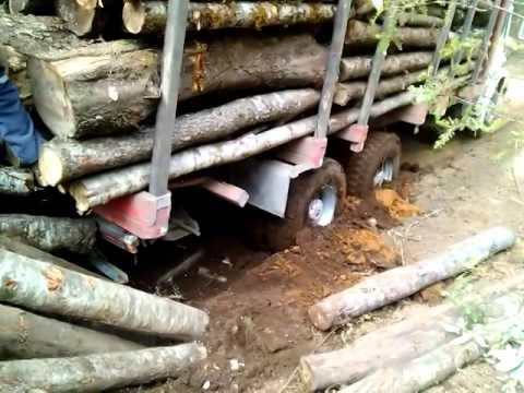 camiones forestales panguipulli