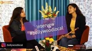 Bollywood Local Youtube Channel took Palak Jain's Interview- The Golden Notes