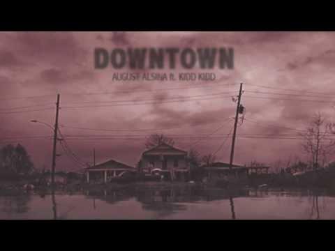 """** New Music: August Alsina ft. Kidd Kidd - """"Downtown"""" ** [Gangsta Grillz Coming 5/6]"""