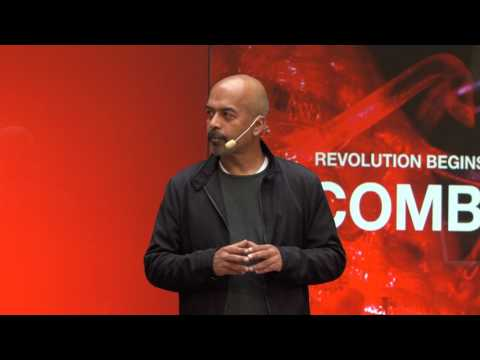 Ray Podder Visionary Co-Create the FUTURE NOW!