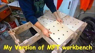 My Version of MFT Workbench