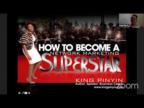 very inspiring sharing by King Pinyin - How To Become A superstar