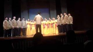 Manila Science High School Chorale - Voices in Harmony 2011 Eliminations