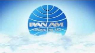Pan AM - Official Season 1 Promo (Pilot . #2)