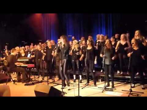 Vocal Works Gospel Choir - Ride On Time (Black Box)