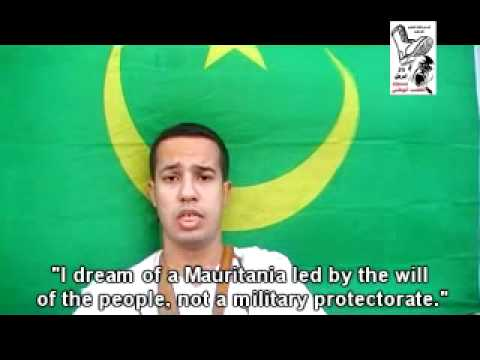 #Mauritania #April25 Detained Youth Leader in his own words