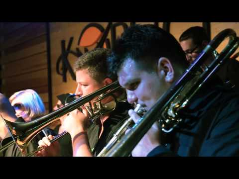 JUNK BIG BAND - Funk For Life