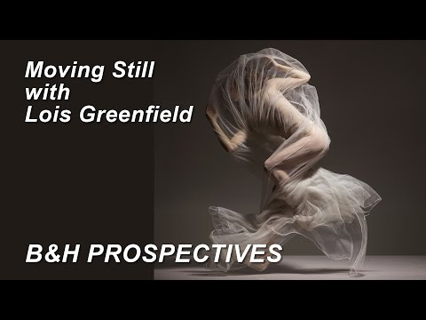 Lois Greenfield on Dance Photography