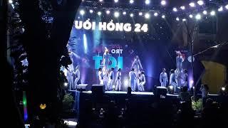 Dance Tuổi Hồng 24|Trường THPT Nguyễn Thị Minh Khia