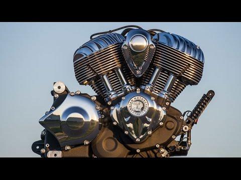 THUNDER STROKE™ 111: HONRANDO O NOSSO PASSADO. ACELERANDO O NOSSO FUTURO  - INDIAN MOTORCYCLE BRASIL