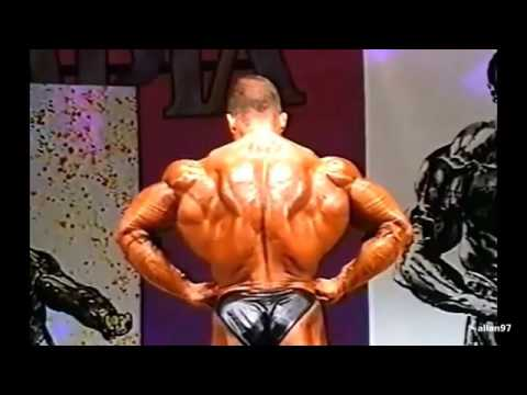 Dorian Yates - The Best Back In Bodybuilding History Ever ...