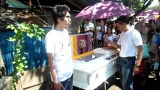 "Last Vigil & Funeral (Evan ""Bobong"" Mendoza)"