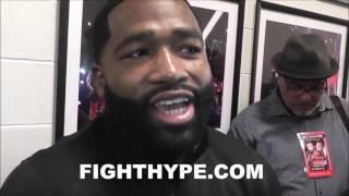 """ADRIEN BRONER REVEALS """"HUMBLING SITUATIONS"""" T..."""