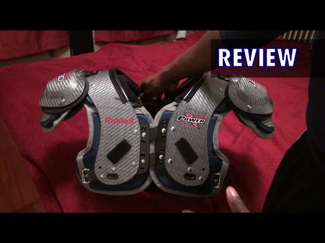 Riddell CLS Shoulder Pad Review - Ep. 79