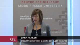 Dara Parker, Reconciling Injustices in a Pluralistic Canada