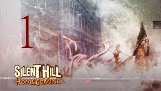 Silent Hill: Homecoming - Gameplay Walkthrough - Part 1