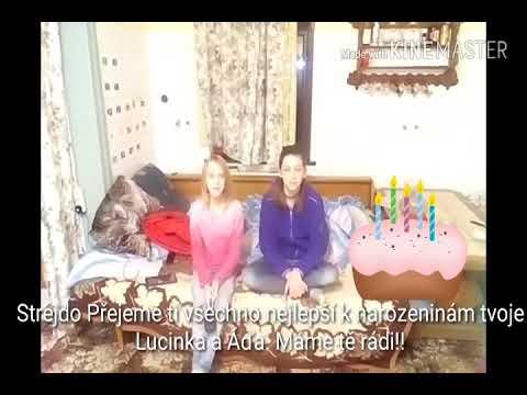 přání k narozeninám strejdovi Přání k narozeninám pro strejdu Romana   YouTube přání k narozeninám strejdovi