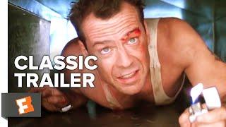 Actiefilm Die Hard dinsdag te zien bij Veronica, bekijk de trailer