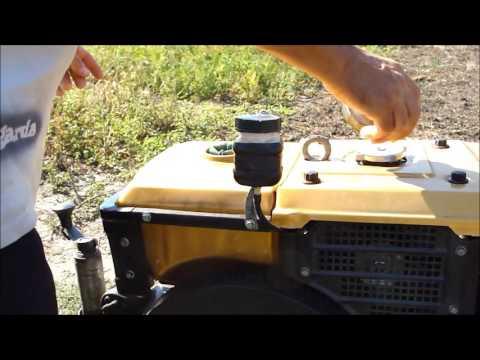ЗУБР Q79E дополнительная сетка-фильтр на топливный бак!