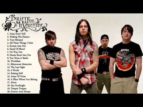 Bullet For My Valentine's Greatest Hits | The Best Of Bullet For My Valentine